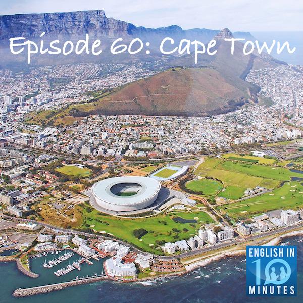 Episode 60: Cape Town