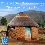 Episode 71: Community Tourism in Lesotho