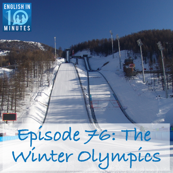 Episode 76: The Winter Olympics
