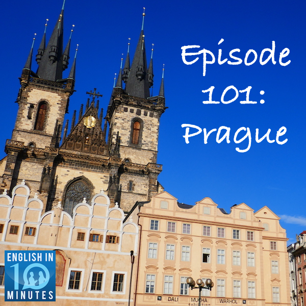 Episode 101: Prague